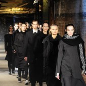 New York Fashion Week - Y-3 Fall/Winter 2013