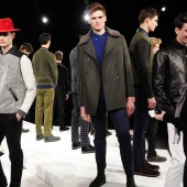 New York Fashion Week - Timo Weiland Men's Fall/Winter 2013