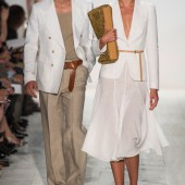 New York Fashion Week - Michael Kors Spring/Summer 2014