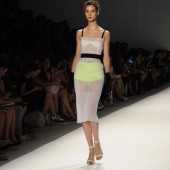 New York Fashion Week - Milly by Michelle Smith Spring/Summer 2014